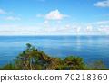 바다의 색 70218360