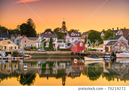 Portsmouth, New Hampshire, USA 70219272