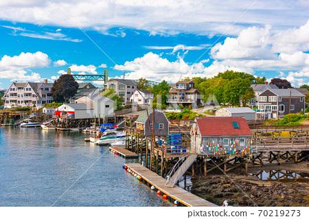Portsmouth, New Hampshire, USA 70219273