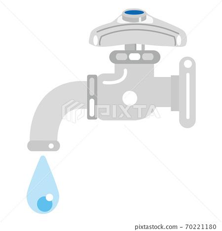 一個水龍頭 70221180