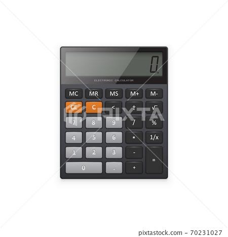 Electronic calculator 70231027