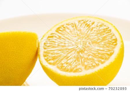 레몬 (히로시마 현산)의 단면. 70232893