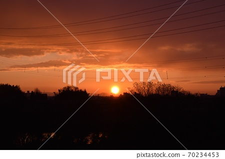 First sunrise 70234453