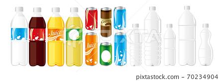 塑料瓶 果汁 飲料 70234904