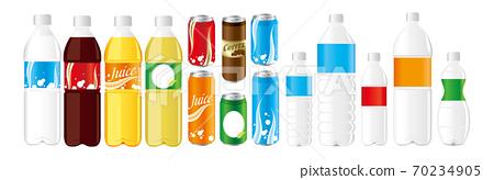 塑料瓶 果汁 飲料 70234905