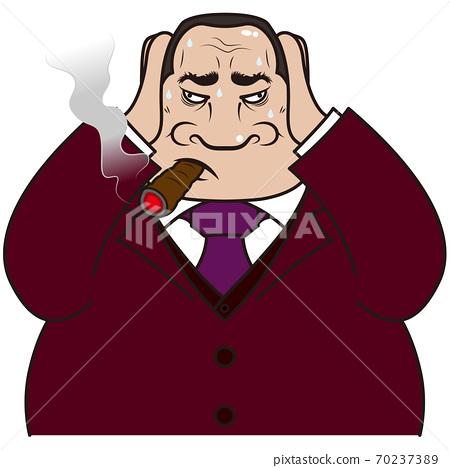 老闆,雪茄,閉上你的耳朵 70237389