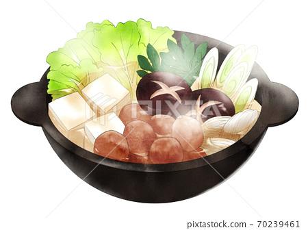鍋(帶蒸汽) 70239461