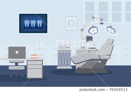 Dental clinic interior 70269515