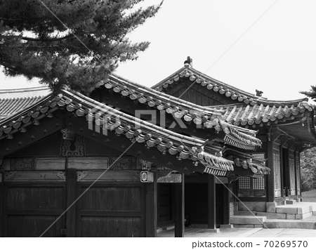 한국의 전통 궁전 창경궁, 전통건물   70269570