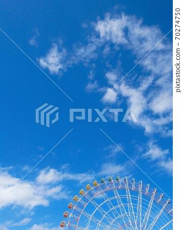 藍天和摩天輪 70274750