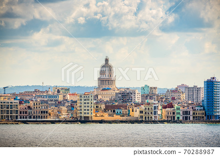 Havana, Cuba Town Cityscape 70288987