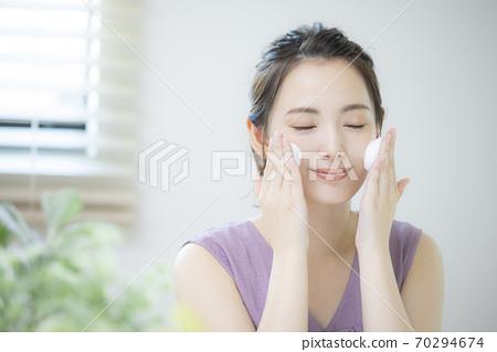 美容洗面奶 70294674