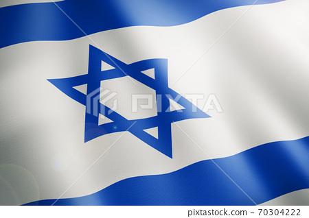 以色列國旗 70304222