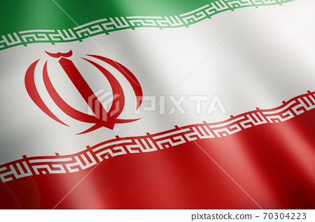 伊朗國旗 70304223