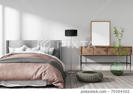 現代室內模型 70304302