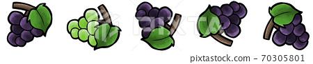 可愛簡單的葡萄就行了 70305801