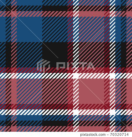 Plaid or tartan vector is background or texture in many color of graphic design 70320714