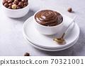 Homemade cream with hazelnuts 70321001