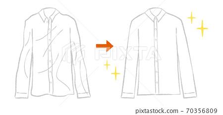 鐵和襯衫 70356809