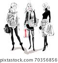 ◆時尚曲棍球系列:秋冬協調3號_單色◆ 70356856