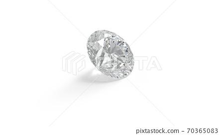 金剛石背景白色CG 70365083