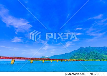 교토 탄고 철도 由良川 교량 70370385