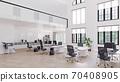 contemporary loft office 70408905