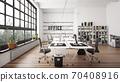 contemporary loft office 70408916