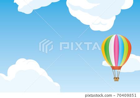 air balloon, balloon, hot air balloon 70409851
