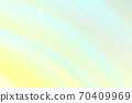 Abstract background, gentle lines in pastel colors 70409969