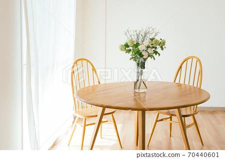 테이블 꽃 70440601