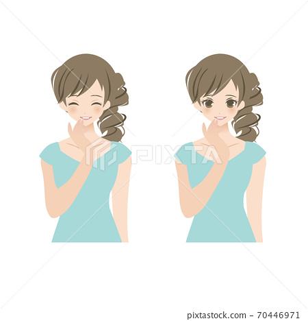 Women's worries 01 70446971