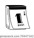 주요 일정 2021 70447162