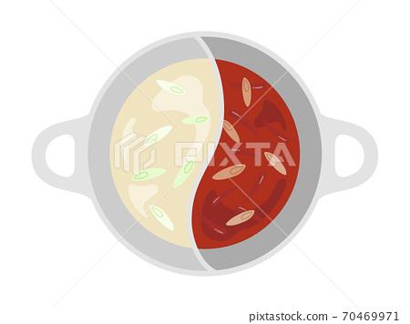平底鍋的插圖 70469971