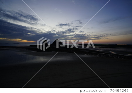 國家公園,泰安半島,科奇,安美恩多 70494243