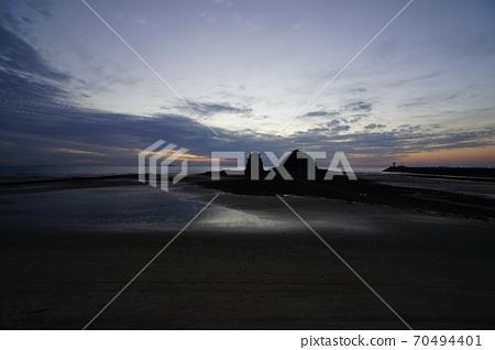 국립공원.태안반도.안면도.꽃지일몰 70494401