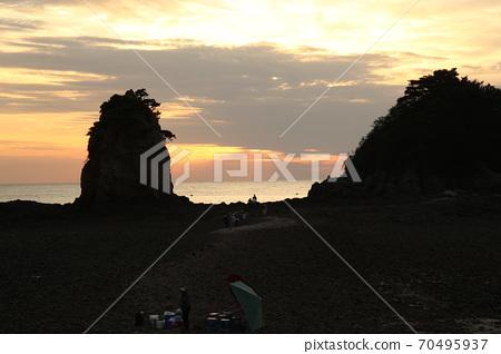 National Park, Taean Peninsula, Anmyeon Island, Kkotji 70495937