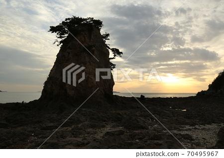 국립공원.태안반도.안면도.꽃지 70495967