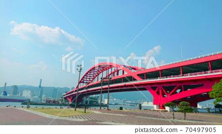 Kobe Bridge 70497905