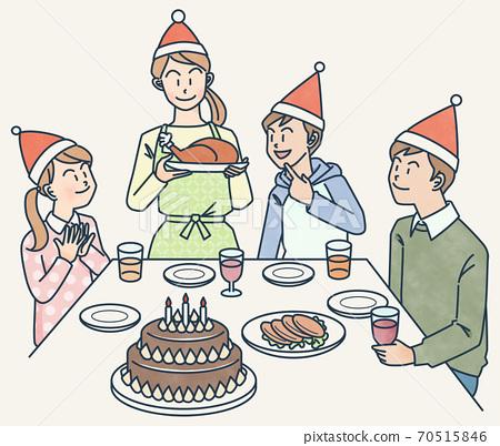 聖誕晚會 70515846