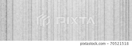 Light Gray Vertical Stripes 3D Pattern Background 70521518