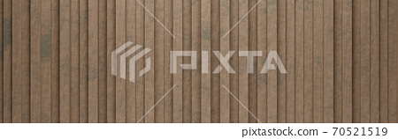 Wooden Vertical Stripes 3D Pattern Background 70521519