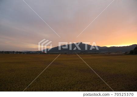 National Park, Wolchulsan, Sunrise 70525370