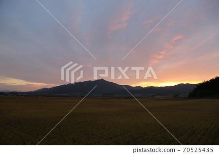 國家公園,沃爾丘山,日出 70525435