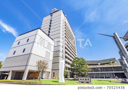 Oita City, Oita Prefecture Oita Prefectural Government Building New Building 70525436