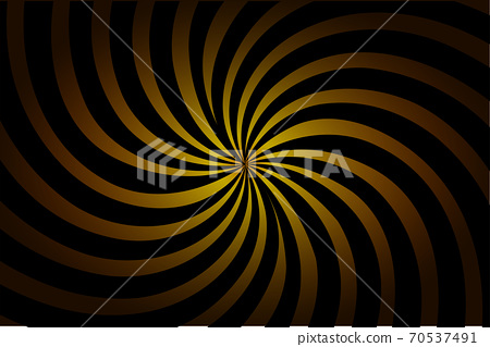Striped black and yellow abstract background 70537491