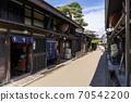 다카야마 오래된 마치 나미 세 도시 전통적 건조물 군 보존 지구 수레 仙國 70542200