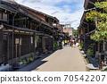 다카야마 오래된 마치 나미 세 도시 전통적 건조물 군 보존 지구 70542207