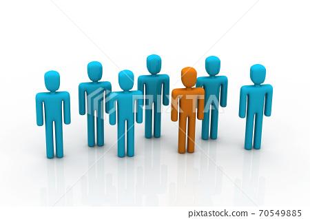 Social network people 70549885