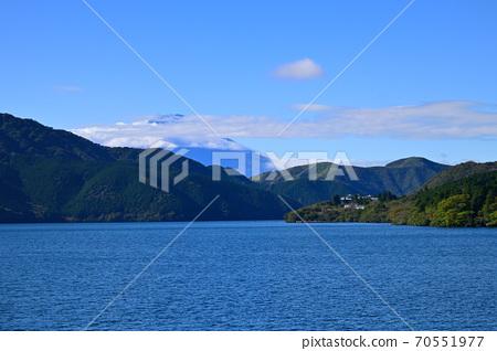 하코네 _ 아 시노 코의 풍경 70551977